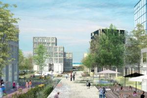 Image of a Smart City model