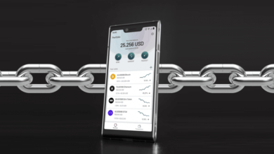 Sirin-lab-phone-blockchainland