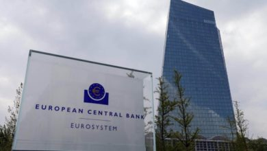 European Central Bank-blockchainLand