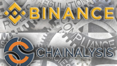 Binance-chainalysis-blockchainLand
