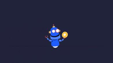 Robot-Cache1-BlockchainLand