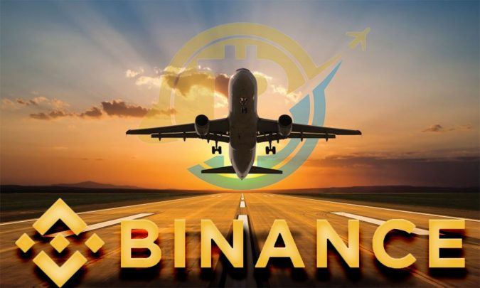 binance-airport-blockchainLand