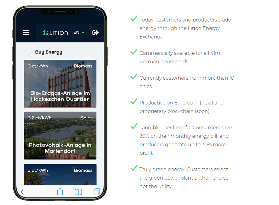 Lition-APP-blockchainLand