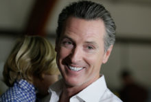 gavin-newsom-california-blockchainLand