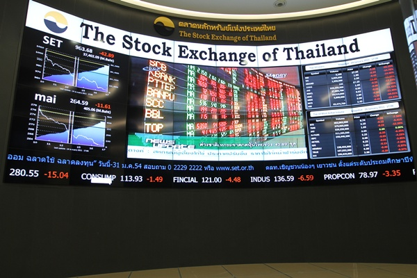 Thailand-Stock-Exchange-BlockchainLand