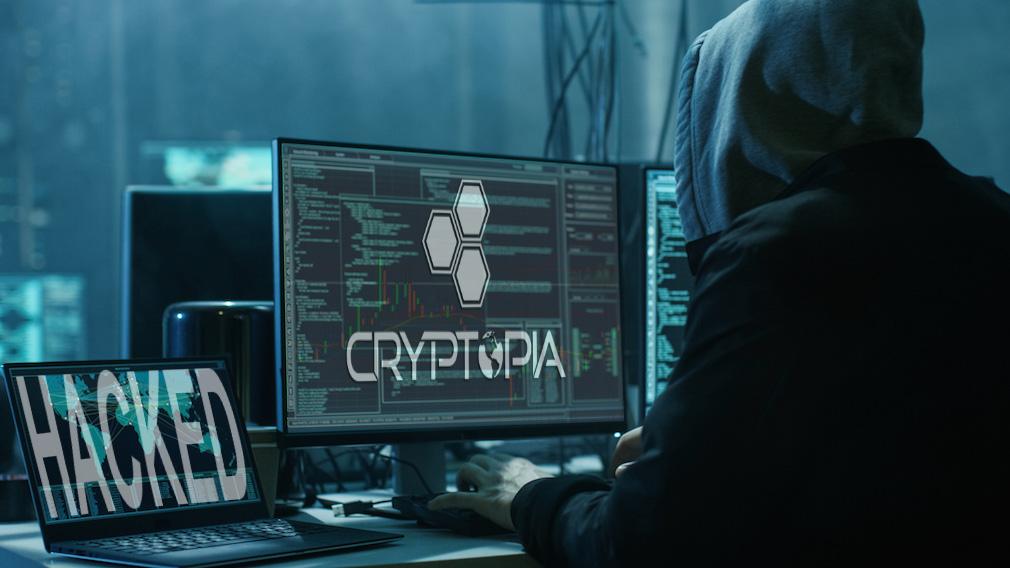 Cryptopia News