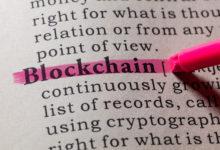 Blockchain-dictionary-blockchain Land