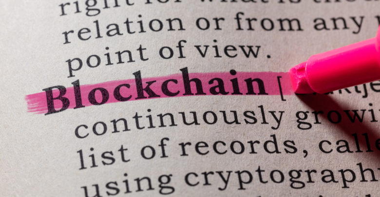 Blockchain-dictionary-blockchain Land