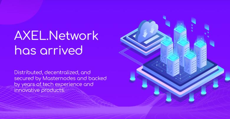 axel network - press release