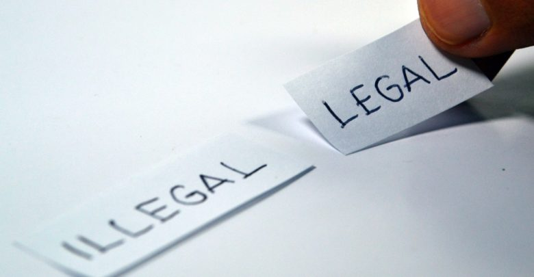 Is Blockchain Illegal? a Blockchain Land Article