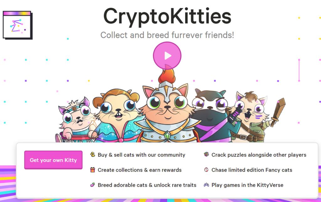 cryptokitties-jeux-videos-blockchain-abric-blockchainLand
